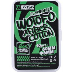 Wotofo Coton Xfiber for Profile