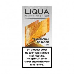 Liqua Traditional Tabacco
