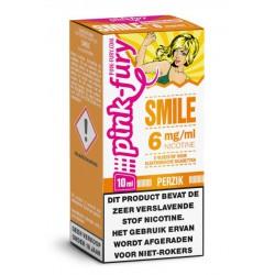Pink Fury Smile