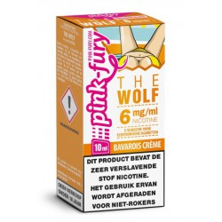 Pink Fury The Wolf