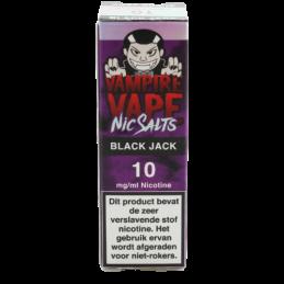 Black Jack Vampire Vape Solt