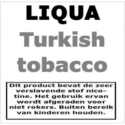 liqua turkish tabacco