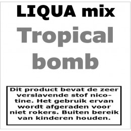 Liqua Mix Tropical Bomb