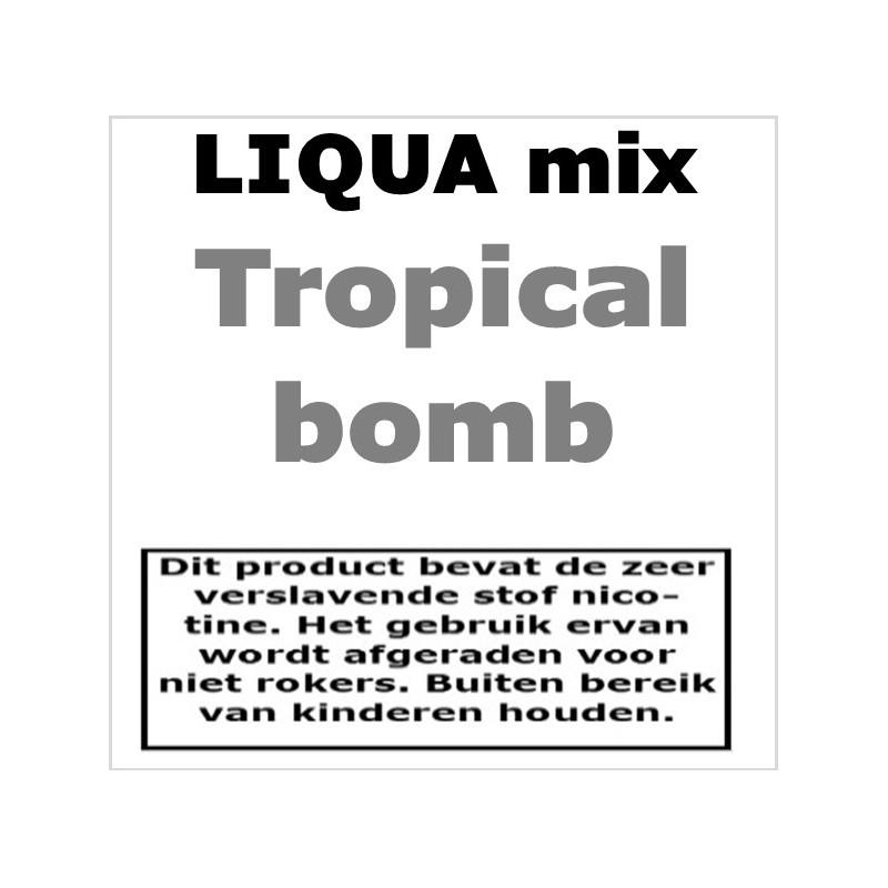 Liqua Mix Tropical Bomb