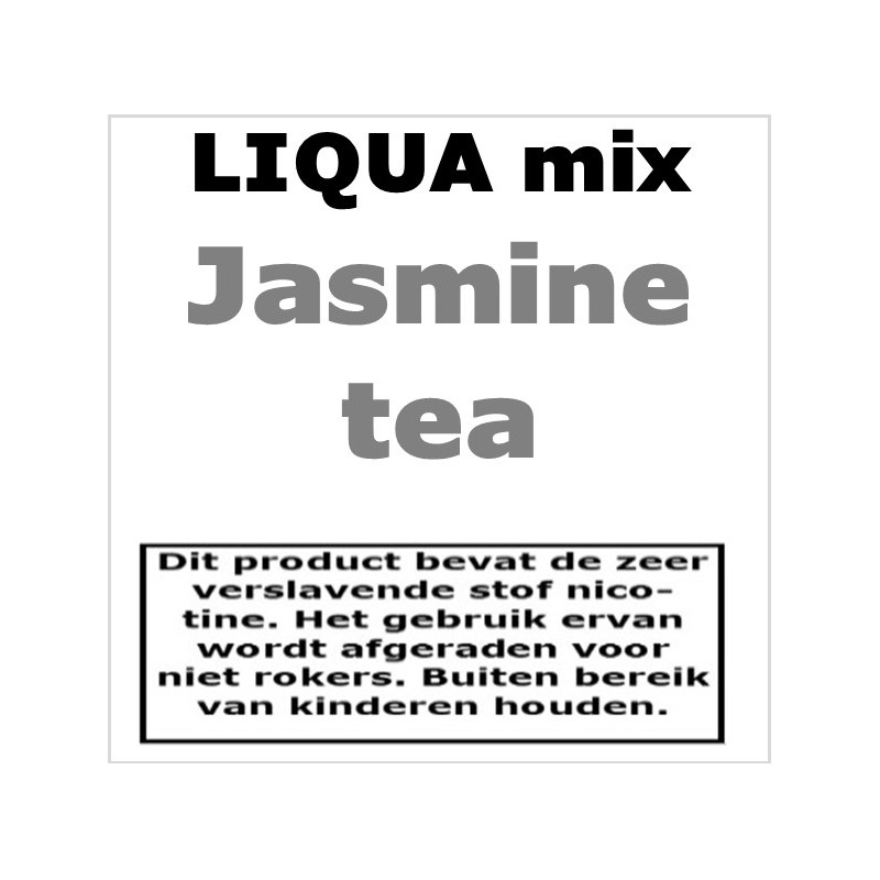 Liqua Mix Jasmine Tea
