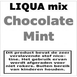 Liqua Mix Chocolate Mint