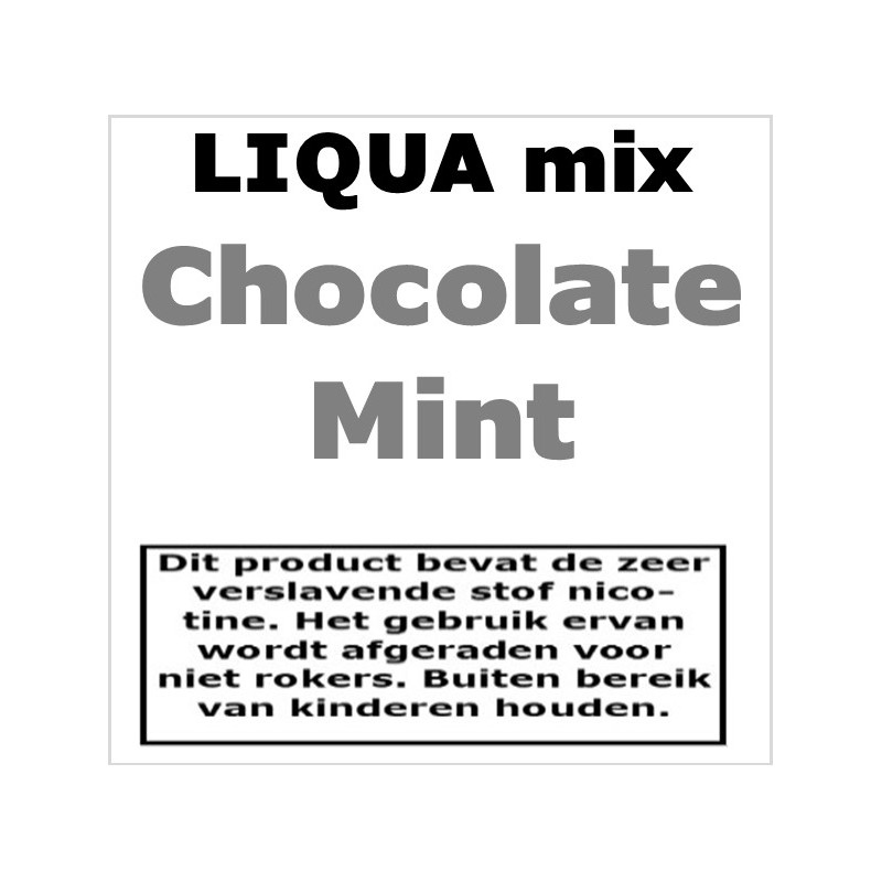 Liqua Mix Chocolate Mint
