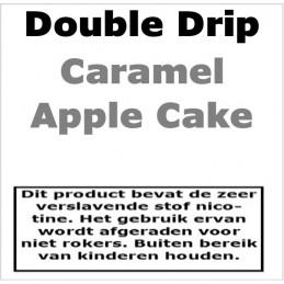 DoubleDrip Caramel Apple Cake