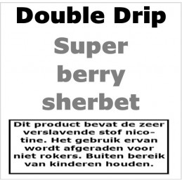 DoubleDrip Super Berry Sherbe