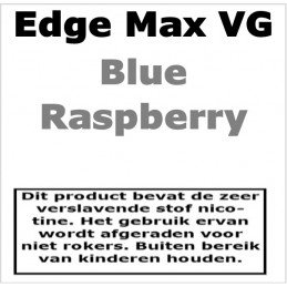 edge max vg blue raspberry