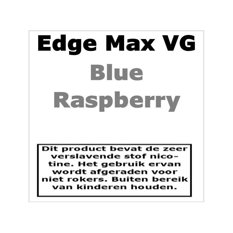 edge max vg blue raspberry