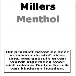 Millers Silverline - Menthol