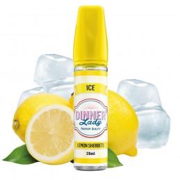 Ice Lemon Sherbets Dinner Lady