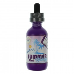 Summer Holidays Shake 'n Vape - Black Orange Crush