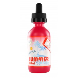 Summer Holidays Shake 'n Vape - Strawberry Bikini