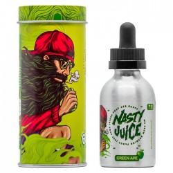 Nasty Juice - Green Ape 0mg